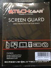 TechGear x4 Clear Screen Protector Guards Samsung Galaxy Note 10.1 P600 2014