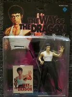 Rare Bruce Lee Action Figure The Way of the Dragon