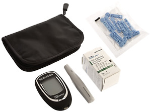 Glucometer Blood Sugar Monitor Meter Diabetic Test Glucose Diabetes Machine New