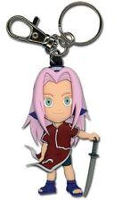 Naruto Sakura Pvc Chibi Keychain
