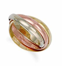 Unbranded Wedding 9 Carat Yellow Gold Fine Rings