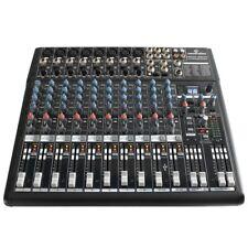 SOUNDSATION NEOMIX 802 UFX mixer studio live 8 canali mono 2 canali stereo USB