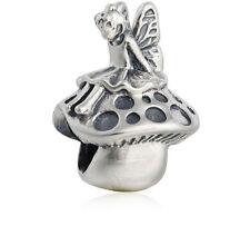 New European Silver Charm Bead Fit sterling 925 Necklace Bracelet Chain US 6ks