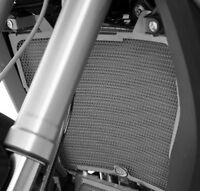BMW S1000XR 2015 R&G Racing Radiator Guard RAD0195TI Titanium Colour