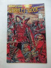 GOBBLEDYGOOK   #1  (1986)  8.5 VF+