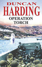 Harding, Duncan, Operation Torch (Severn House Large Print), Very Good Book