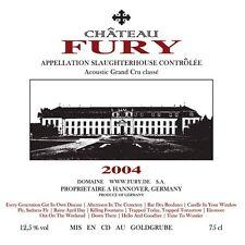 FURY IN THE SLAUGHTERHOUSE Acoustic Grand Cru classé LIVE Doppel-CD NEU /PopRock