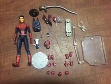 Mafex The Amazing Spider-Man 2 Figure w/ Deluxe Accessories (Loose)