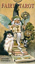 Tarot Cards Fairy 78 cards + instruction Taro TC52