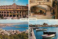 Palma De Mallorca Bellezas de la ciudad Spain Espana Postcard 1987