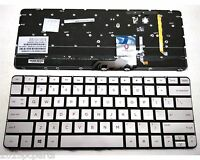 New for HP Spectre 13-3000 13-3010DX 13-3018CA Keyboard US Backlit