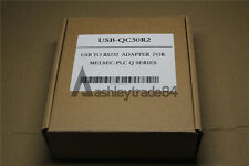 New USB-QC30R2 Cable USB to RS232 ADAPTER for Mitsubishi MELSEC Q Series PLC