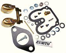 Zenith Carburetor Kit & Float fit Wisconsin  V465D,LQ, W41770 ,V460D, V4-65D ,37