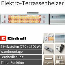 Einhell Elektro Halogen Heizstrahler Terrassen Heizer Wärme Strahler Heizung NEU