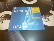 FONTAINES D.C. - A HERO'S DEATH CD MINT/SEALED