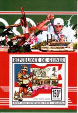 Guinea 1993 Summer Olympic, Atlanta 1996, MNH, perf. S/S #1