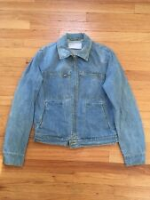HUSSEIN CHALAYAN Light Denim Jacket vintage archive
