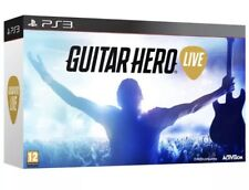 Guitar Hero Live: PlayStation 3 Full Set New & Unused 💎💎FAST POSTAGE💎💎