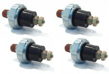 (4) OIL PRESSURE SWITCHES 8PSI for Generac 077667 77667 4000XL 4000 XL Generator