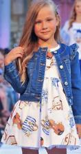 -50% MONNALISA traumhaftes Kleid Gr. 8Y/128 Petticoat~NEU~NP 198€