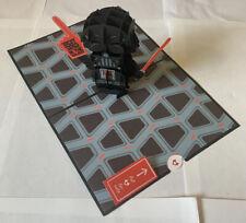 Art Design Star Wars Darth Vader Best Dad Lovepop US Seller Pop Up Greeting Card