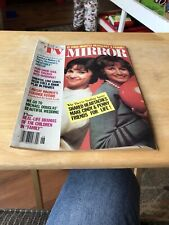 TV Radio Mirror June 1977 Laverne & Shirley-Barney Miller-Starski & Hutch-Wagner