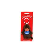 Monchhichi - Schlüsselanhänger Mädchen rot 10cm