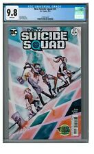 New Suicide Squad #22 (2016) Ferreyra Cover Harley Quinn CGC 9.8 GG488