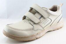 Rockport  Tennis Shoes Beige Leather Men 11 Wide (E, W)