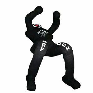 Brazilian jiu jitsu grappling dummy fighting punching training MMA Judo BJJ bag