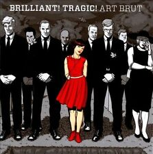 Brilliant! Tragic! by Art Brut (CD, May-2011, Cooking Vinyl Records (USA))