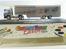 "Herpa 1:87 H0 PC Creative Truck '94 Nr: 173605 MB SK Sattelzug ""Schulte"" (SZ389)"