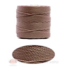 Blush 77 Yds. Super-Lon #18 Beading Crafting Stringing Crochet Cord