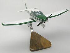 Robin DR-400 Regent Airplane Desktop Wood Model Large