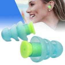 20Stücke Silikon Ohrstöpsel Anti Noise Ohrstöpsel Komfortabel FürStudie Schla da