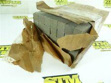 "New listing Pack Of 35 New! Baystate Abrasive Sticks 5/8"" X 5/8"" X 6"" A120 L Vl2"