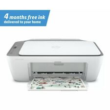 🔥HP DeskJet 2722 All-in-One Wireless Color Inkjet Printer Print / Scan / Copy✅