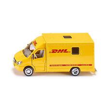 "SIKU 1936 MERCEDES BENZ SPRINTER "" DHL "" voiture de poste jaune échelle 1 :"