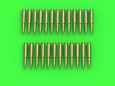 Master 1/35 MG-34/MG-42 (7.92mm) - Cartridges (25pcs) # GM35026