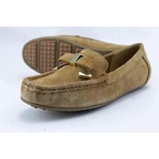 Zapatos planos de mujer mocasines Isaac Mizrahi ante