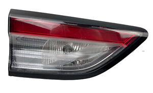 2020 2021 OEM Ford Escape Inner Tail Light Left LH Driver Side LJ6B-13A603-AF