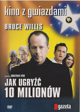 DVD - JAK UGRYŹĆ 10 MILIONÓW (The Whole Nine Yards) - NEW DVD - Bruce Willis