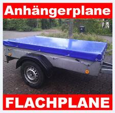 NEU Anhängerplane Flachplane für...