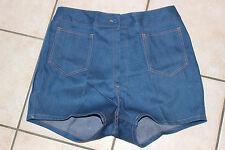 Ancien et neuf - Short en Jeans - Vintage - Jean - Le Beau Fort - T. 48