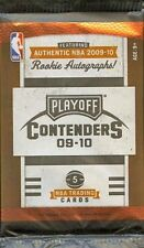 2009-10 Panini Contenders Basketball Hobby Pack-steph Curry Rookie Auto?