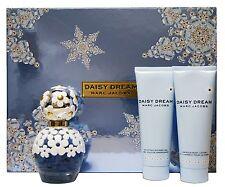 Marc Jacobs Daisy Dream Gift Set 1.7oz Eau De Toilette + 2.5oz Body Lotion + 2.5
