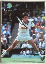 TIM Henman – Giocatore di Coppa Davis-Cartolina Originale Autografato tennis