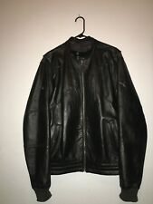 Puma Leather Ducati Biker Jacket Men's Size XL