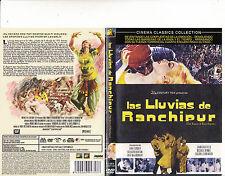 Las Lluvias De Ranchipur-1955-Lana Turner- Movie-DVD