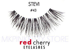 Red Cherry Lashes #43 for 20 PAIRS - Eyelashes